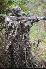Cloak Poncho Type Camouflage Clothing Hunting Disguise Tactical Ghillie Suit