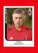 CALCIATORI Panini 2005-06 - Figurina-sticker n. 268 - ANCELOTTI - MILAN - New