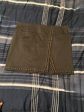 junior Express skirt smoke gray size 4