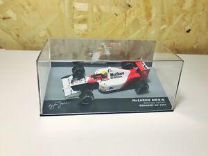 McLaren Mp4/6 1988 Senna 1:43 Calcas