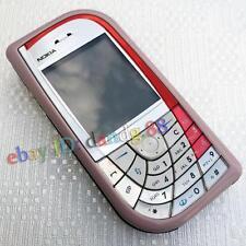 NOKIA 7610 Mobile Cell Phone GSM Unlocked Smartphone Original Refurbished Pink