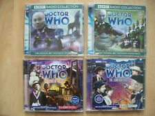 More details for 4 cd doctor who tv episodes william hartnell galaxy 4, myth makers, gunfighters