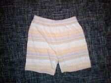 Mexx Baby Shorts kurze Hose Junge gestreift Größe 62 ehemalige UVP 17,95 Neu