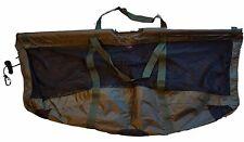 Deluxe Carpa Galleggiante Pieghevole Pesca della Carpa pesare Sling 123x60cm con custodia di trasporto