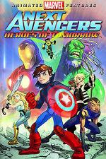 Next Avengers - Heroes of Tomorrow (DVD, 2008)