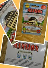 Novelty Funny Easy Grow Your Own Mansion Christmas Birthday Dream House Gift