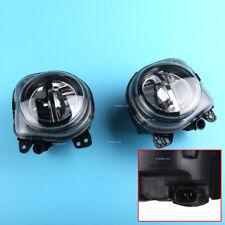 1x Pair Fog Light Lamp LED front Left Right fit BMW 5 Series 528i 535i 2014-16