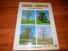 Arbres et Arbustes aux quatre saisons-J.D. Godet-Delachaux & Niestlé-1988-LD6
