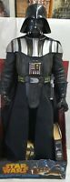 Star Wars Giant Size Darth Vader Action Figure c2013 Discontinued 79cm MIB