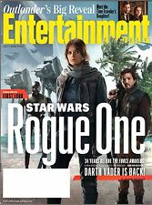 Star Wars Entertainment Weekly - ROGUE ONE NOV JULY 1 2016 - #1421