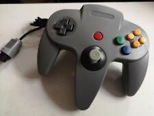 NINTENDO 64 GREY CONTROLLER CONTROL GAME PAD * NEW N64
