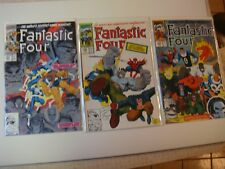 5 issues Wolverine lot new Fantastic Four 347 348 349 374 375 Art Adams NM prism