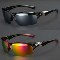 Xloop Fashion Sunglasses Mens Sport Running Fishing Golfing Driving Glasses USA