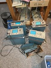 Tektronix oscilloscopes 465M,455,465B,2445 with 15 probes