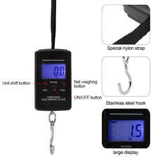 40KG Portable Electronic Scale Hanging Luggage Scale Weight Measuring Tool GL