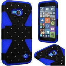 Cover e custodie Blu per Nokia Lumia 640