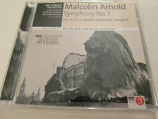 BBC Music - Malcolm Arnold / Symphony No 1 (CD Album) Used Very Good