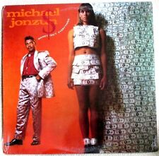 Michael Jonzun Money Isn't Everything 1986 A&M Recs #SP-5111 SOUL FUNK Sealed LP