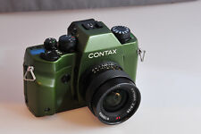 Contax RX GREEN FOREST mit Carl Zeiss 2,8/28mm