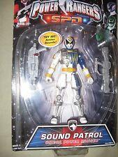 NEW Power Rangers ~ SPD Sound Patrol OMEGA Power Ranger  ~ Action Sounds