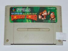 Super Famicom Donkey Kong Country (cartucho/cartridge)