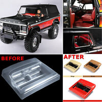 DIY Simulation Auto Interior Dekor Part Für 1/10 RC Traxxas TRX4 Ford Bronco Neu