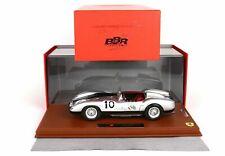 BBR 1958 Ferrari 250 TR58 Testarossa Nassau Trophy Rod LE 100pc 1:18*Deluxe New!