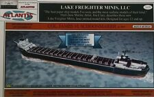 Col James M Schoonmaker Great Lakes Freighter Paper Model Atlantis Toy & Hobby