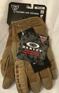 Oakley Lite Tactical Gloves ( Tan M )