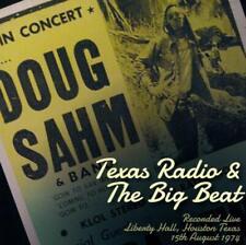 Doug Sahm - Texas Radio & The Big Beat (2018)  2CD  NEW/SEALED  SPEEDYPOST