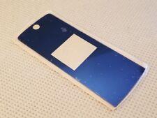 New Motorola OEM Front Outer Screen CID Glass Lens Cover for KRZR K1 - BLUE