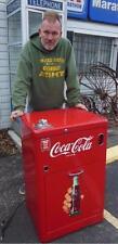 1950'S Coca-Cola Coke Spin Top Vendo V-23 Soda Pop 23 Bottle Vending Machine