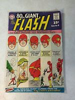 FLASH 80 PAGE GIANT #4 MIRROR MASTER, INFANTINO, 1964, WEATHER WIZARD