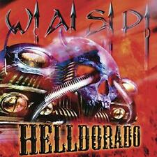 WASP - Helldorado - Reissue (NEW CD)