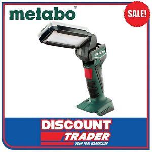 Metabo Cordless Lithium-Ion Inspection Light Lamp SLA 14.4-18 LED SK 600370000