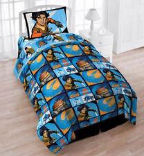 Star Wars 4pc Twin Bedding Set Reversible Comforter Sheets Pillowcase