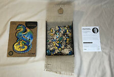 Unidragon Wooden Puzzle 183 Pieces Protecting the Dragon Size M (10.2 x 12.5 in)