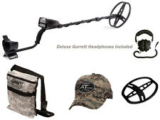 METAL DETECTOR CERCAMETALLI GARRETT AT PRO + MANY ACCESSORIES
