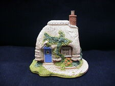 "Lilliput Lane 1994 ""Petticoat Cottage"" with Box, Coa & Deed"
