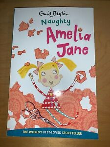 Naughty Amelia Jane by Enid Blyton (2017 reprint of the classic story)
