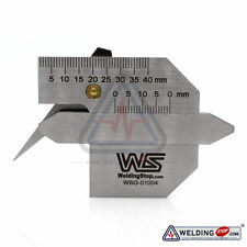 HJC-45 Welding Seam Gauge Bead Gage Weld Pit Test Ulnar Inspection Ruler