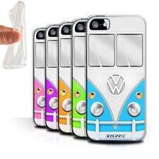 Étuis, housses et coques bleus Apple en silicone, caoutchouc, gel pour téléphone mobile et assistant personnel (PDA)