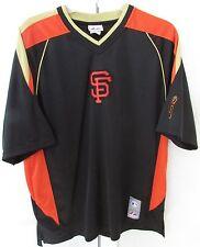 MLB San Francisco Giants Medium Shirt by Majestic EUC