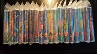 THE ULTIMATE DISNEY BLACK DIAMOND COLLECTORS' SET. ALL 18 VHS FACTORY SEALED!!