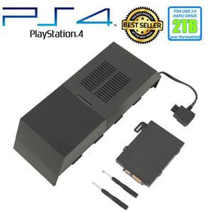 """3.5"""" 8TB Storage Capacity Data Bank Hard Drive External Box For Playstation4 PS4"""