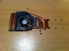 Sony Vaio VGN-C1S PCG-6P2M Heatsink NBT-CPMS60-L1 Fan UDQF2PR53CF0 w/ Screws
