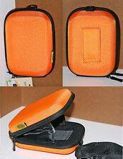 Custodia borsa astuccio rigido Bilora 360 arancione - Shell Bag Hardcase
