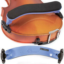 Everest Purple ES Series 4/4 Violin Adjustable Shoulder Rest