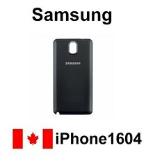BLACK Samsung Galaxy Note3 N9000  Back Cover Battery Door Housing Fast Shipping