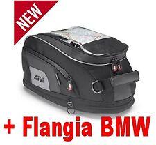 BORSA SERBATOIO XS307 BMW F650 GS F800 GS + FLANGIA BF15 TANKLOCK